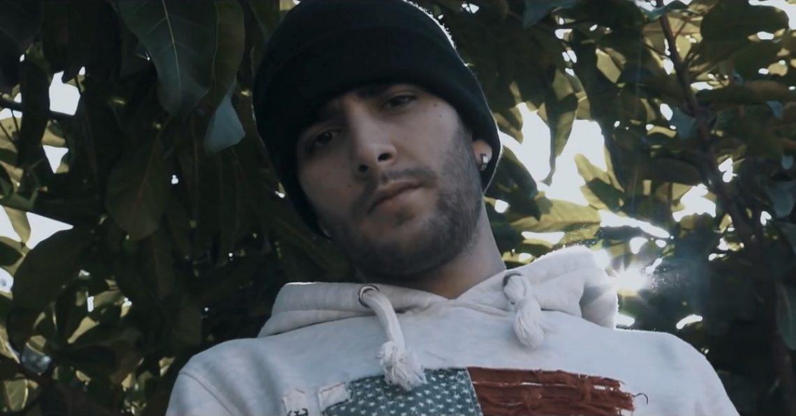 Draganov dans le clip Constantine.