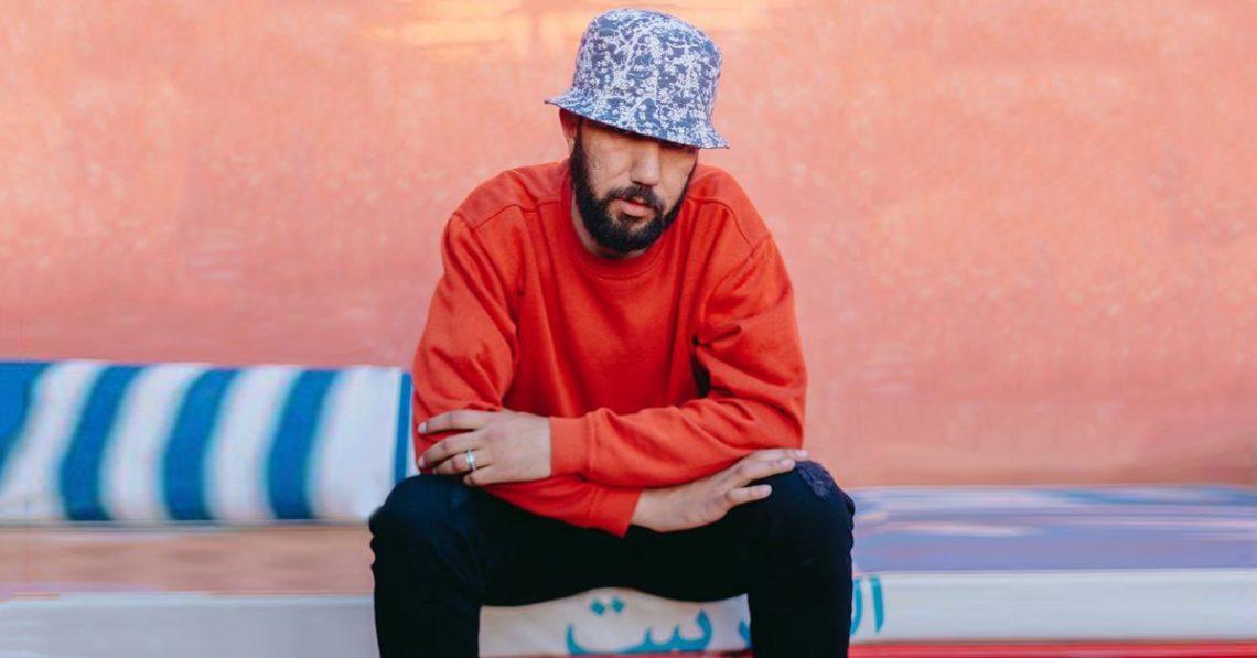 Le rappeur marocain Nessyou.